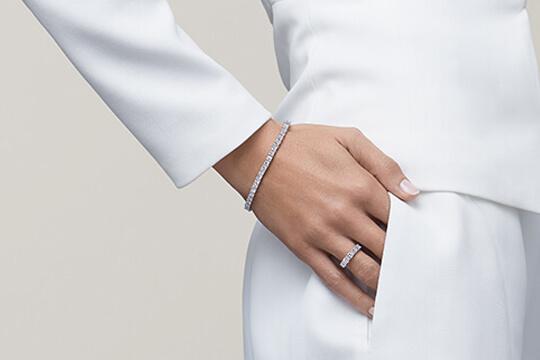 Shimansky Bracelet and Ring   Shimansky