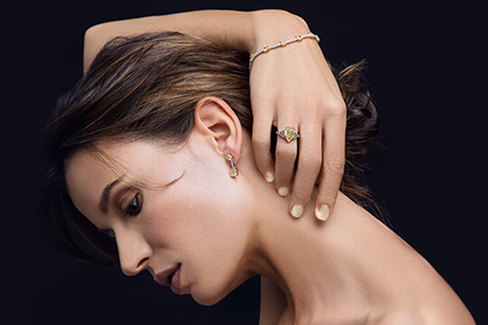 Bracelet and Ring   Shimansky