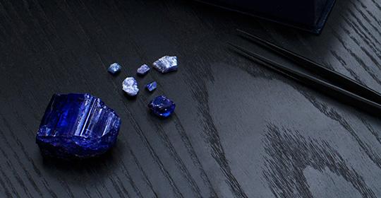 Shimansky Tanzanite Jewellery