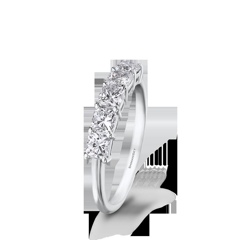 01-claw-set-cushion-cut-diamonds-half-eternity-ring-01