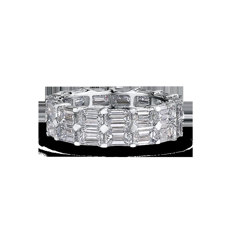 08-claw-set-double-row-emerald-cut-diamond-full-eternity-ring-02