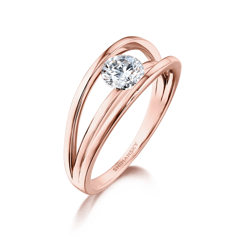 Evolym-classic-diamond-engagement-ring-rose-gold-shimansky-01-1