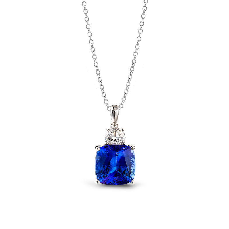 07-cushion-tanzanite-and-diamond-drop-pendant