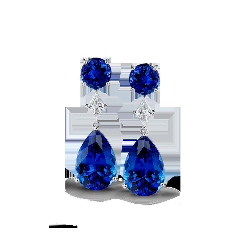 09-tanzanite-and-diamond-drop-earrings
